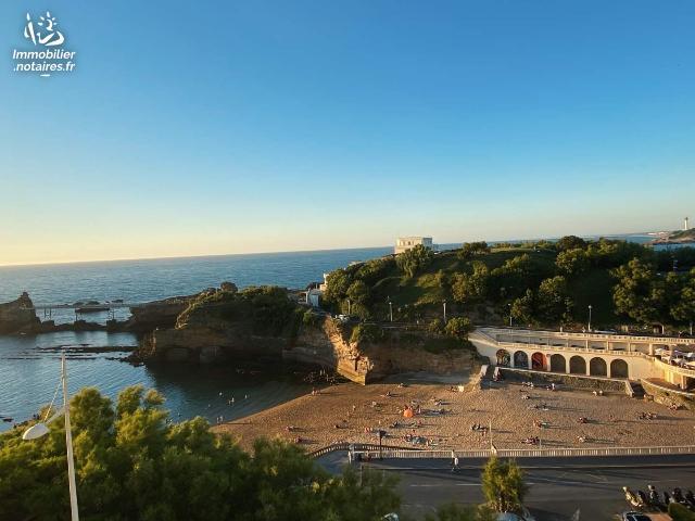 Vente - Appartement - Biarritz - 70.00m² - 3 pièces - Ref : 023A2160