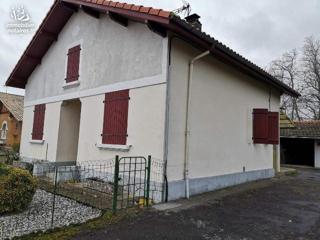 Vente - Maison - Narrosse - 84.00m² - 5 pièces - Ref : 023M2158