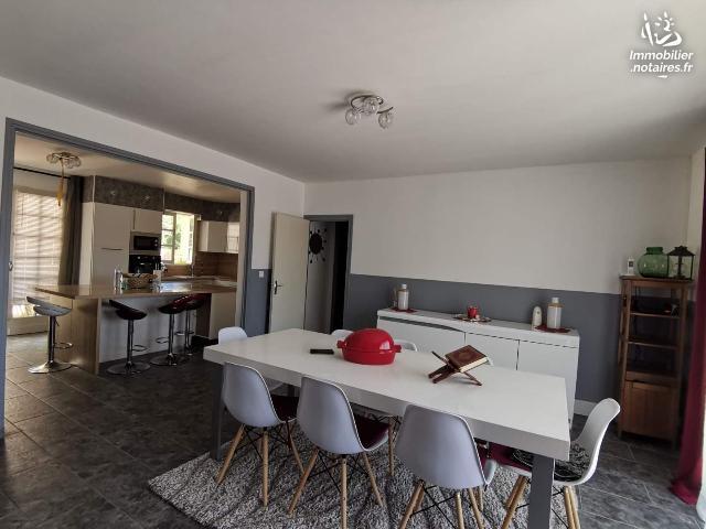 Vente - Maison - Narrosse - 110.0m² - 5 pièces - Ref : 023M2164