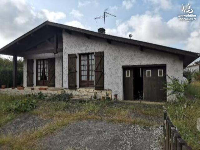Vente - Maison - Mées - 77.00m² - 3 pièces - Ref : 023M2133