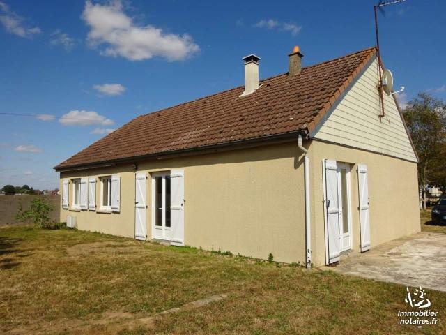 Vente - Maison - Danzé - 75.00m² - 3 pièces - Ref : 050/3273