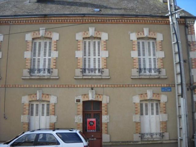 Vente - Maison / villa - MONDOUBLEAU - 80 m² - 6 pièces - 055/815