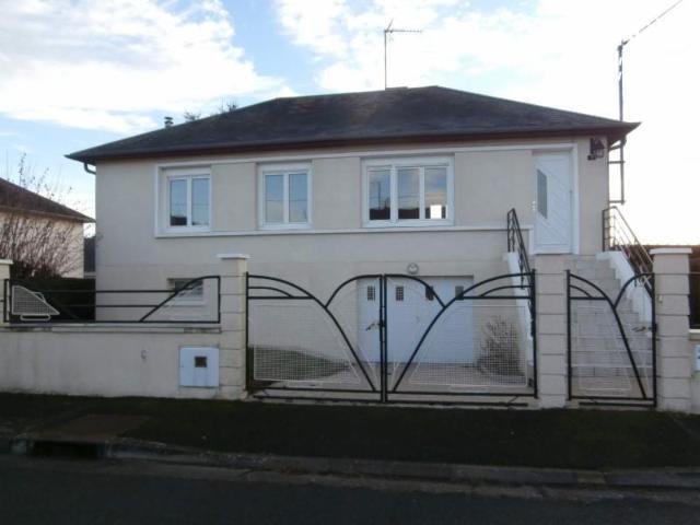 Vente - Maison / villa - VENDOME - 100 m² - 3 pièces - 071/897