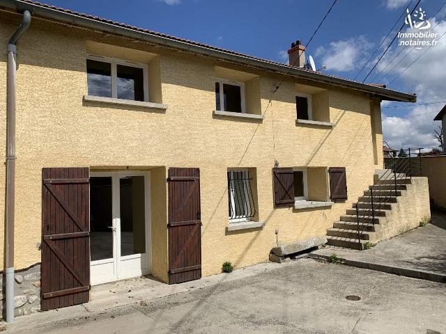 Vente - Maison - Saint-Just-Saint-Rambert - 165.0m² - 7 pièces - Ref : 030/8