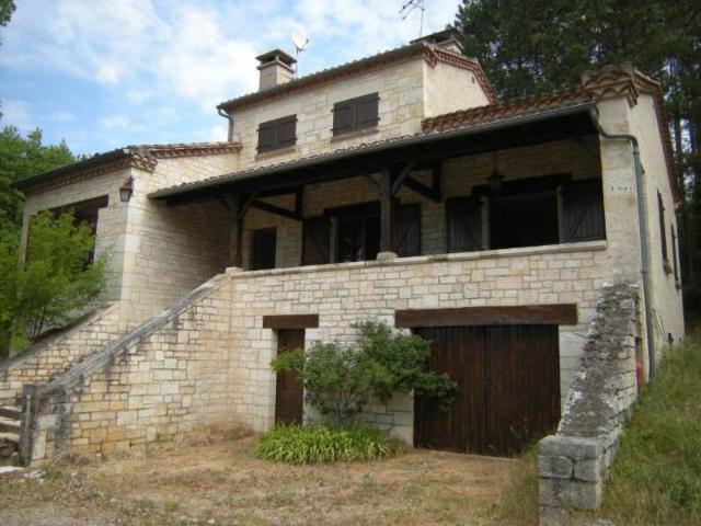 Vente - Maison - Cahors - 160.00m² - 6 pièces - Ref : 009/647