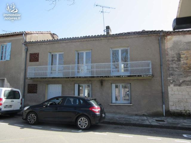 Vente - Immeuble - Montpezat-de-Quercy - 120.0m² - 6 pièces - Ref : 009/1310
