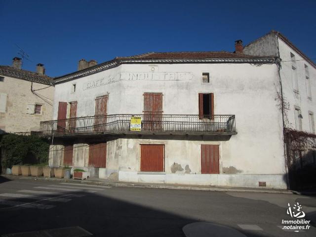 Vente - Maison - Lalbenque - 150.00m² - 6 pièces - Ref : 009/1521
