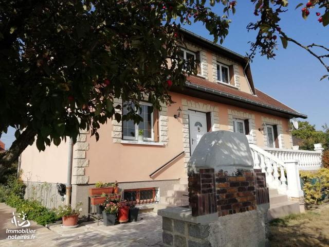 Vente - Maison - Broyes - 117.26m² - 6 pièces - Ref : 034/151