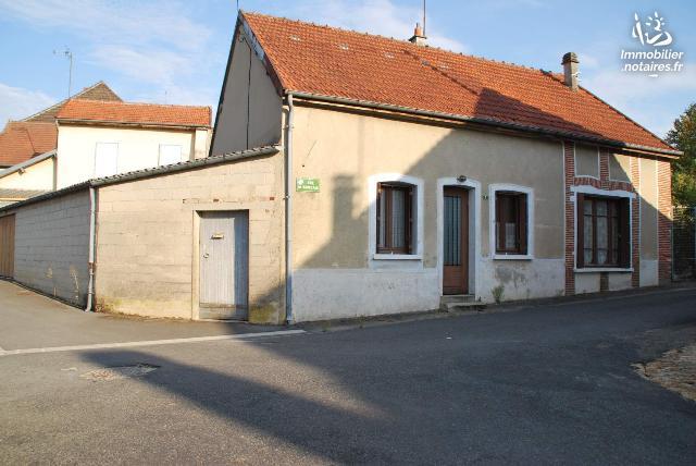 Vente - Maison - Barbonne-Fayel - 78.00m² - 4 pièces - Ref : 043/1358