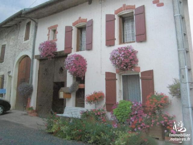 Vente - Maison / villa - FRAIMBOIS - 120 m² - 6 pièces - 041/330