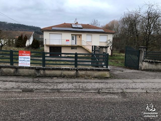 Vente - Maison - Écrouves - 160.00m² - 7 pièces - Ref : GAU/ECR