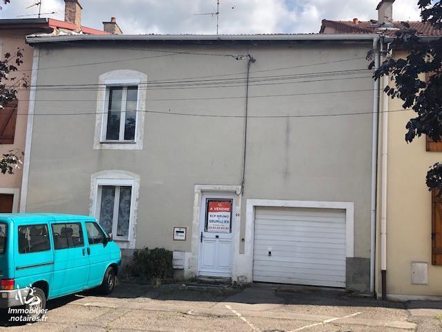 Vente - Maison - Dommartin-lès-Toul - 100.00m² - 4 pièces - Ref : ESC/DLT