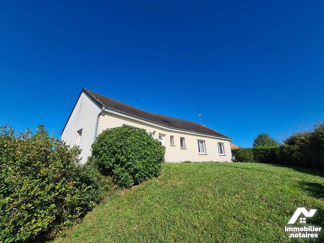 Vente - Maison - Saint-Léger-des-Vignes - 120.0m² - 5 pièces - Ref : 2021/272