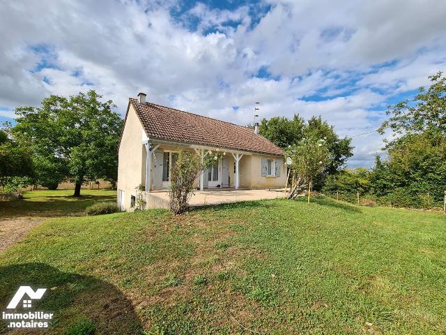 Vente - Maison - Verneuil - 85.0m² - 4 pièces - Ref : 2021/267