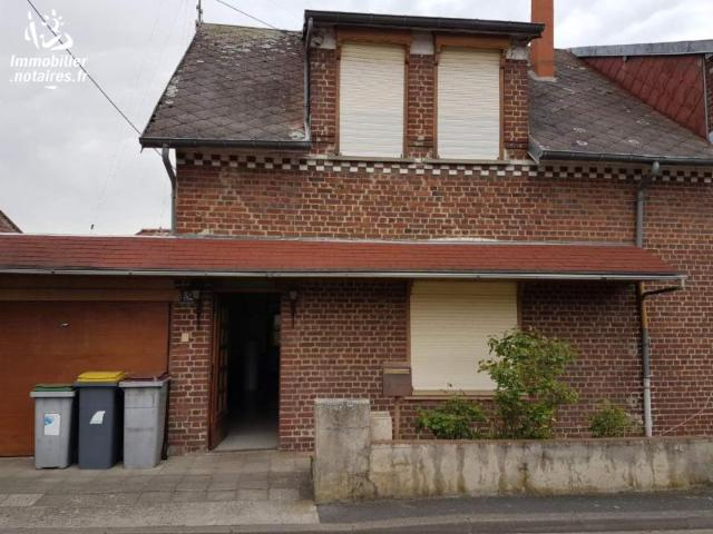 Vente - Maison - Busigny - 102.00m² - 6 pièces - Ref : 090/400