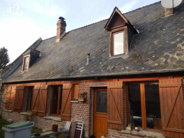 Vente - Maison - Noyon - 113.00m² - 4 pièces - Ref : 067/1246