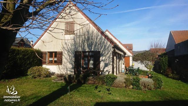 Vente - Maison - Noyon - 117.00m² - 6 pièces - Ref : 067/1424
