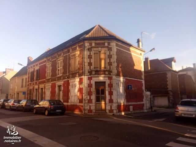 Vente - Maison - Noyon - 253.95m² - 16 pièces - Ref : 067/1472