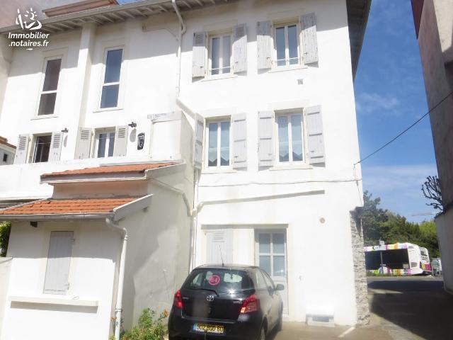Vente - Appartement - Biarritz - 3 pièces - Ref : 005/A/1549