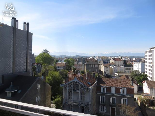 Vente - Appartement - Pau - 3 pièces - Ref : 005/A/1553