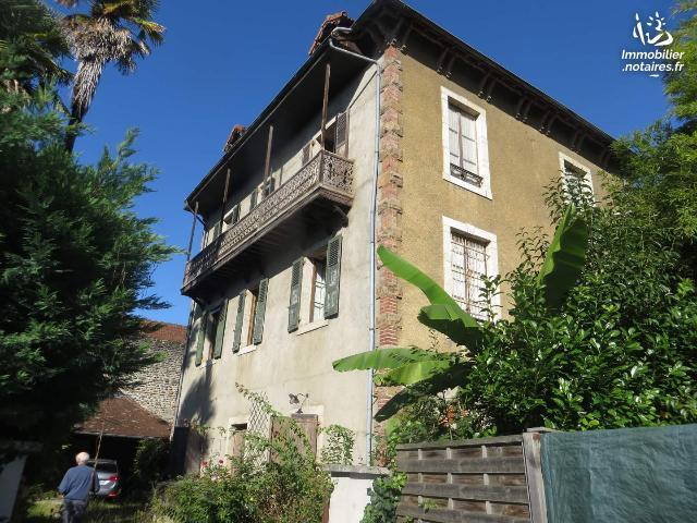 Vente - Maison - Pau - 230.0m² - 8 pièces - Ref : 005/M/1529