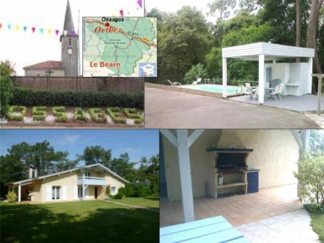 Vente - Maison - Ossages - 166.00m² - 7 pièces - Ref : 050/M/2202