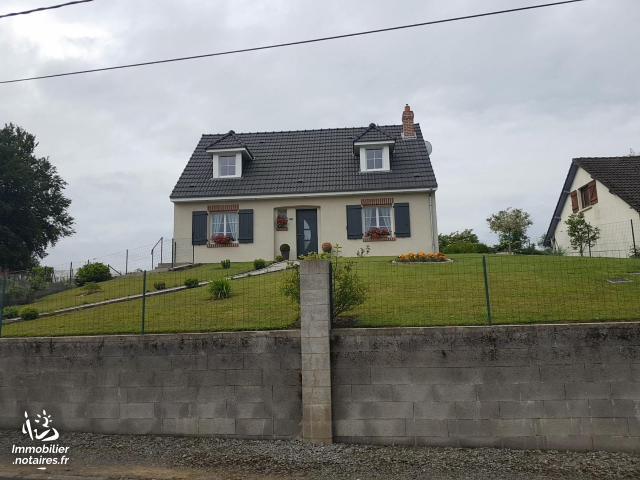 Vente - Maison - Machy - 102.00m² - 6 pièces - Ref : 113/1328