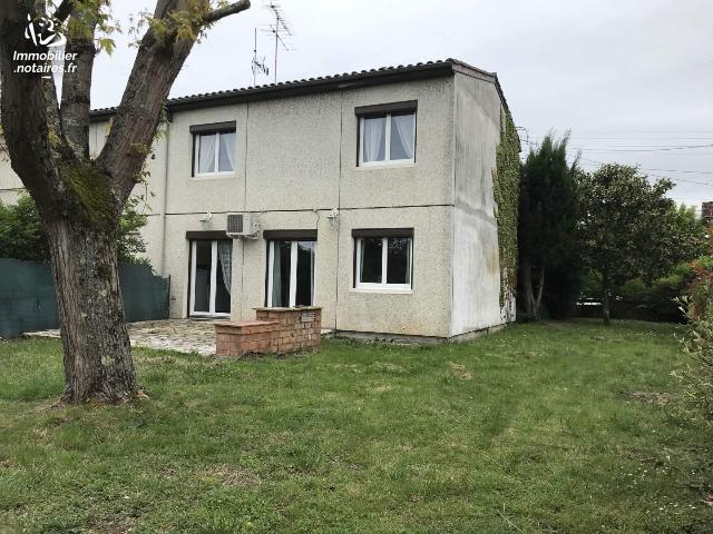 Vente - Maison - Montauban - 95.57m² - 5 pièces - Ref : 21M800