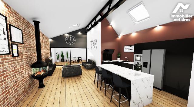 Vente - Appartement - Montauban - 4 pièces - Ref : 21L802