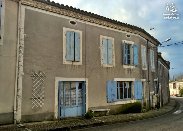 Vente - Maison - Bourg-de-Visa - 138.0m² - 7 pièces - Ref : 038/334
