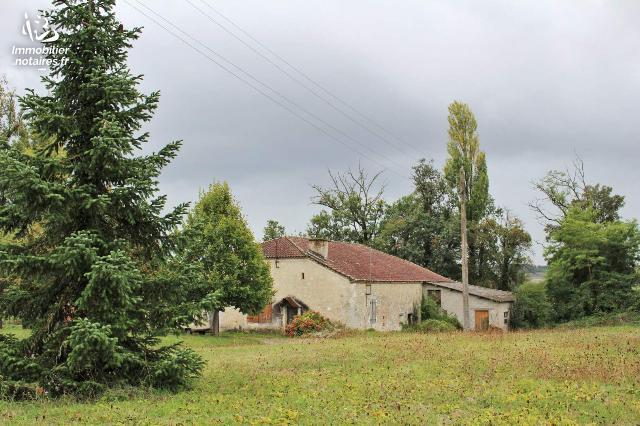 Vente - Maison - Miramont-de-Quercy - 110.00m² - 6 pièces - Ref : 038/546