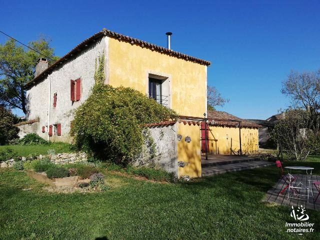 Vente - Maison - Saint-Nazaire-de-Valentane - 155.0m² - 5 pièces - Ref : 038/544