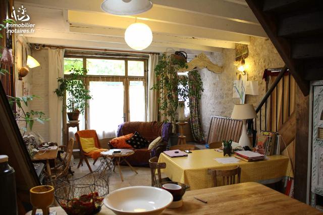 Vente - Maison - Lauzerte - 140.0m² - 5 pièces - Ref : 038/575
