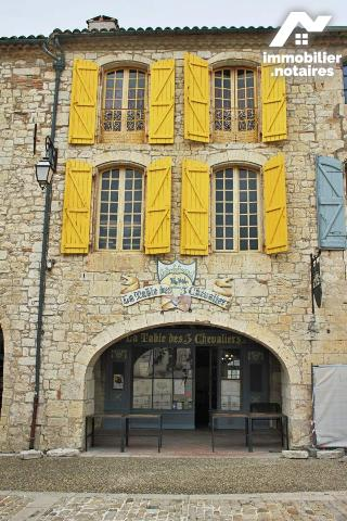 Vente - Maison - Lauzerte - 220.0m² - 5 pièces - Ref : 038/580