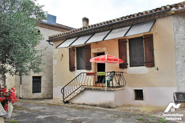 Vente - Maison - Bourg-de-Visa - 69.0m² - 4 pièces - Ref : 038/589