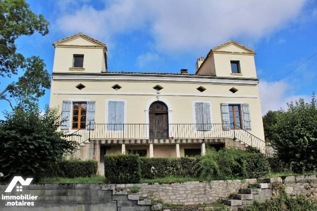 Vente - Maison - Miramont-de-Quercy - 200.0m² - 7 pièces - Ref : 038/591