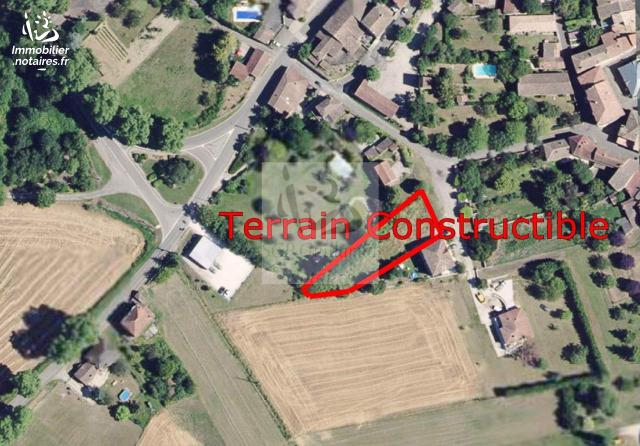 Vente - Terrain à bâtir - Bourg-de-Visa - 1045.0m² - Ref : 038/207
