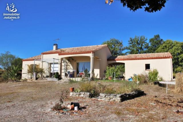 Vente - Maison - Lauzerte - 98.97m² - 5 pièces - Ref : 038/505