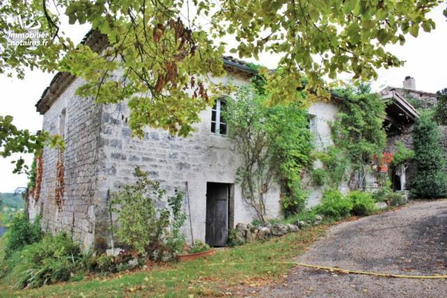 Vente - Maison - Montaigu-de-Quercy - 100.00m² - 3 pièces - Ref : 038/509