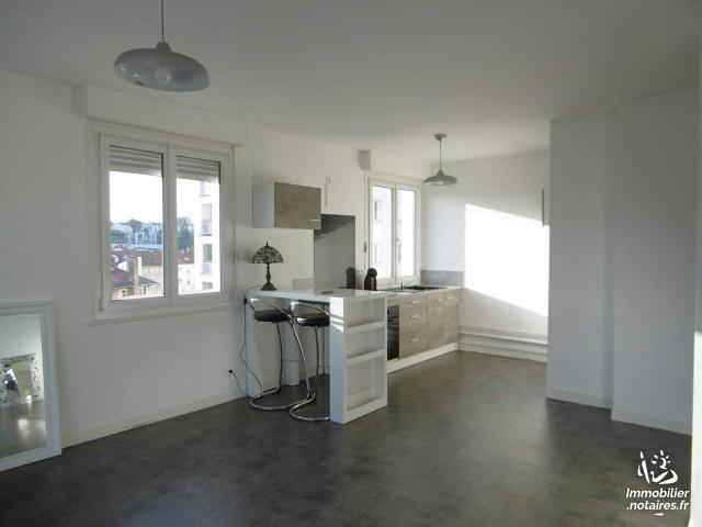Vente - Appartement - Épinal - 50.00m² - 2 pièces - Ref : 1349