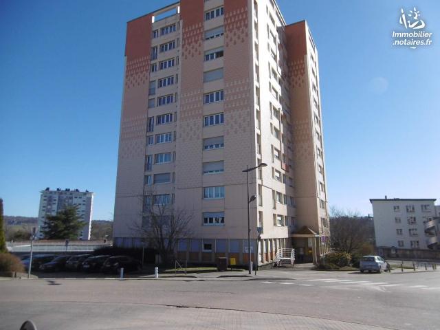 Vente - Appartement - Épinal - 96.00m² - 4 pièces - Ref : 1351