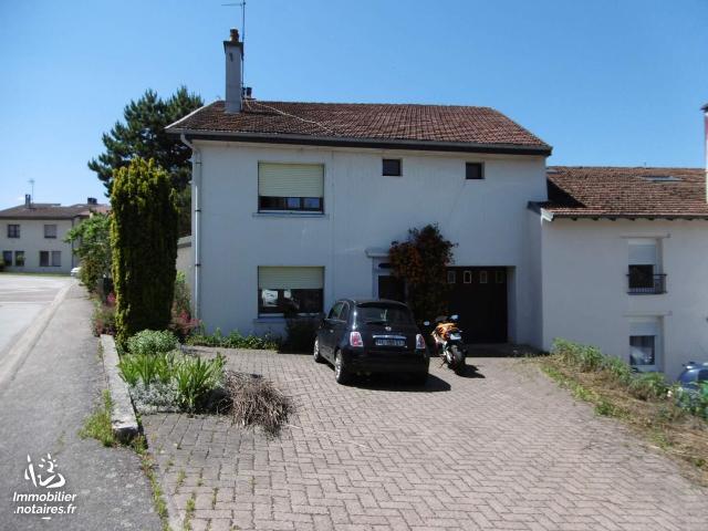 Vente - Maison - Deyvillers - 153.00m² - 5 pièces - Ref : 1361