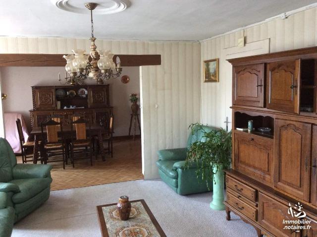 Vente - Appartement - Lépanges-sur-Vologne - 90.00m² - 4 pièces - Ref : 008/990