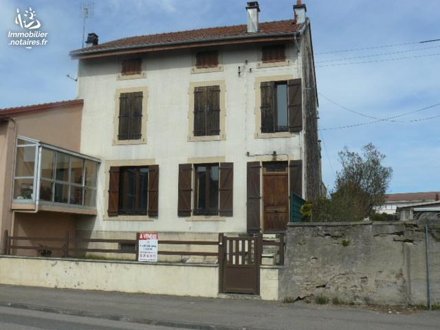 Vente - Maison - Rambervillers - 130.0m² - 6 pièces - Ref : 2069