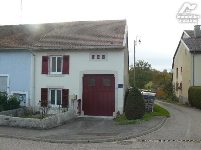 Vente - Maison - Nossoncourt - 75.0m² - 4 pièces - Ref : 02088
