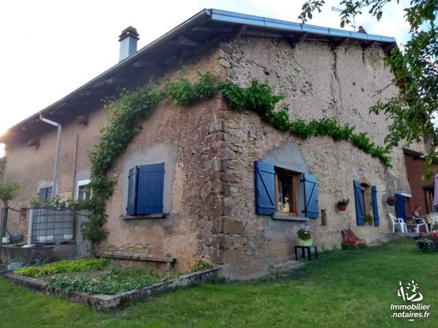 Vente - Maison - Dompierre - 135.00m² - 6 pièces - Ref : 2017
